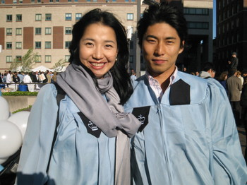 Yasutaka Graduation Ceremony in Columbia Univ. 2008,May 043.jpg