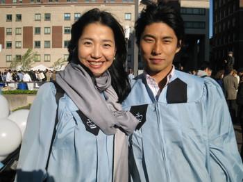 Yasutaka Graduation Ceremony in Columbia Univ. 2008,May 043.jpg
